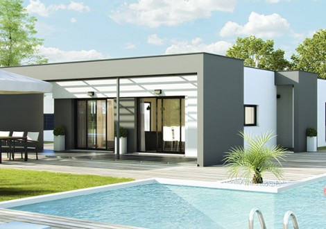 Batilor maison moderne