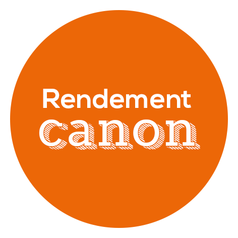 Rendement canon