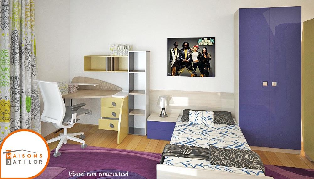 Batilor Focus 80 teenage room
