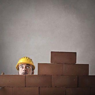Travaux de construction d'une maison