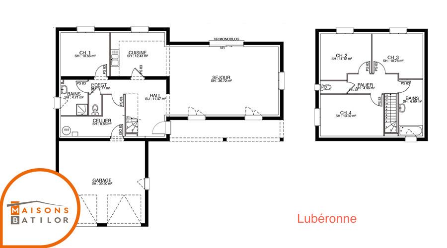 lub ronne maison provencale. Black Bedroom Furniture Sets. Home Design Ideas