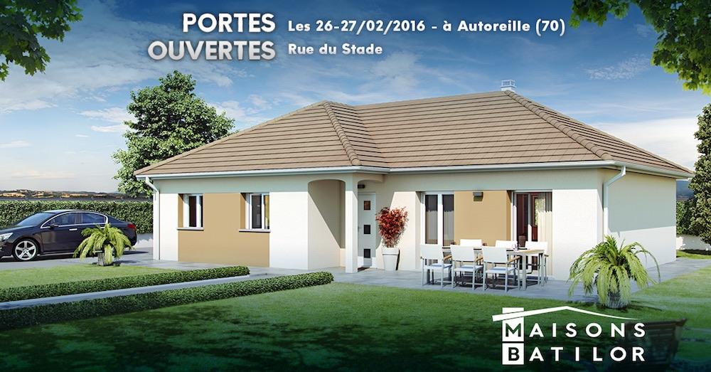 Portes ouvertes autoreille 70 26 27 f vrier 2016 for Porte ouverte maison
