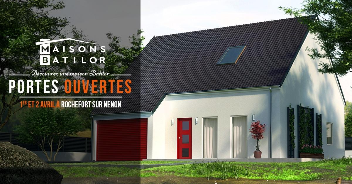 portes ouvertes rochefort sur nenon 39700 les 1er et 2 avril 2016 construire sa maison pas. Black Bedroom Furniture Sets. Home Design Ideas