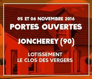 Portes Ouvertes constructeur maison po_JONCHEREY-