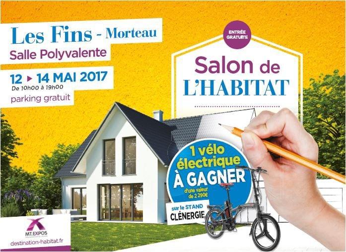 Salon de l habitat les fins morteau du 12 au 14 mai 2017 for Salon de l habitat chambery 2017