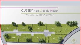 CUSSEY SUR L OGNON 84455 € 889 M2